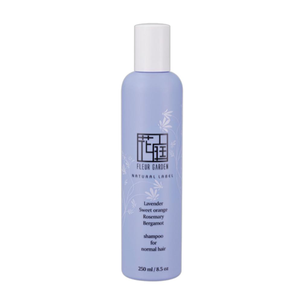 花庭ナチュラル shampoo for normal hair 250ml